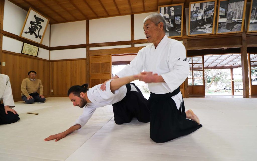 aikido sporu nedir